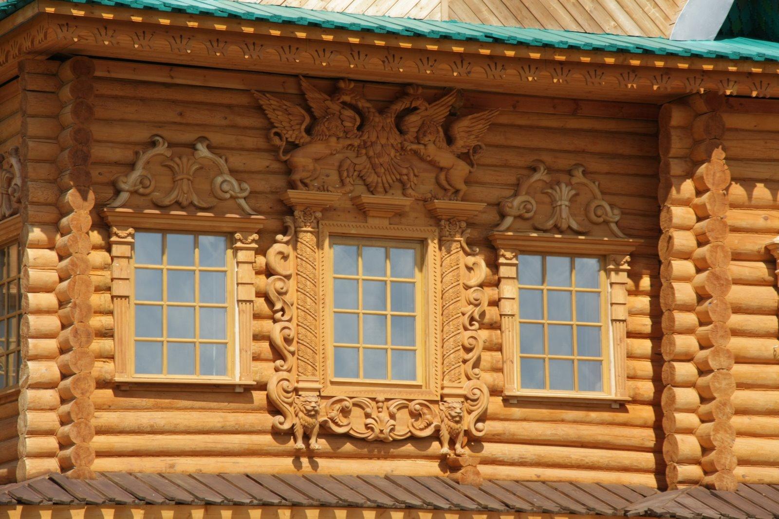 Окна в деревянных домах: фото, виды, особенности, как выбрать