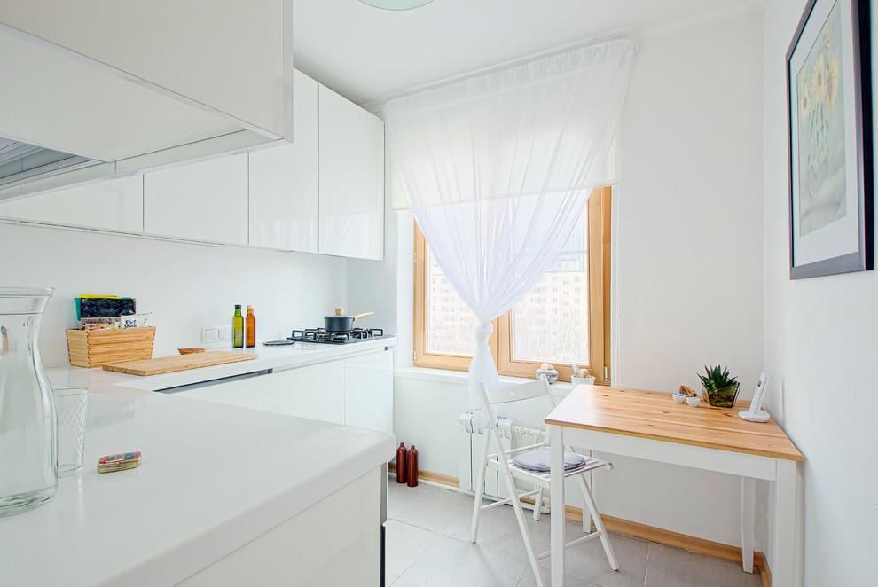 Дизайн кухни 6 кв: фото, планировка, цвета и материалы
