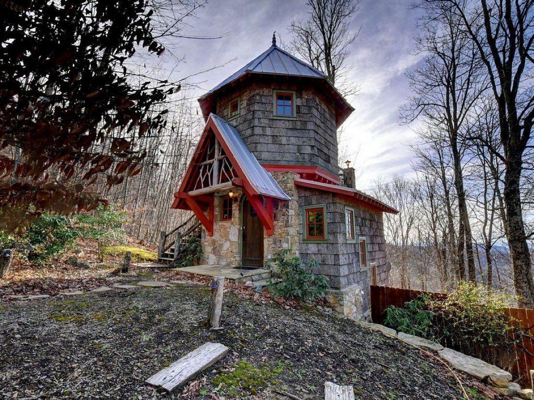 Дома башни: фото, история, проекты, разновидности, особенности