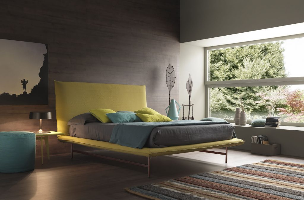 Спальни в современном стиле: фото и характерные черты