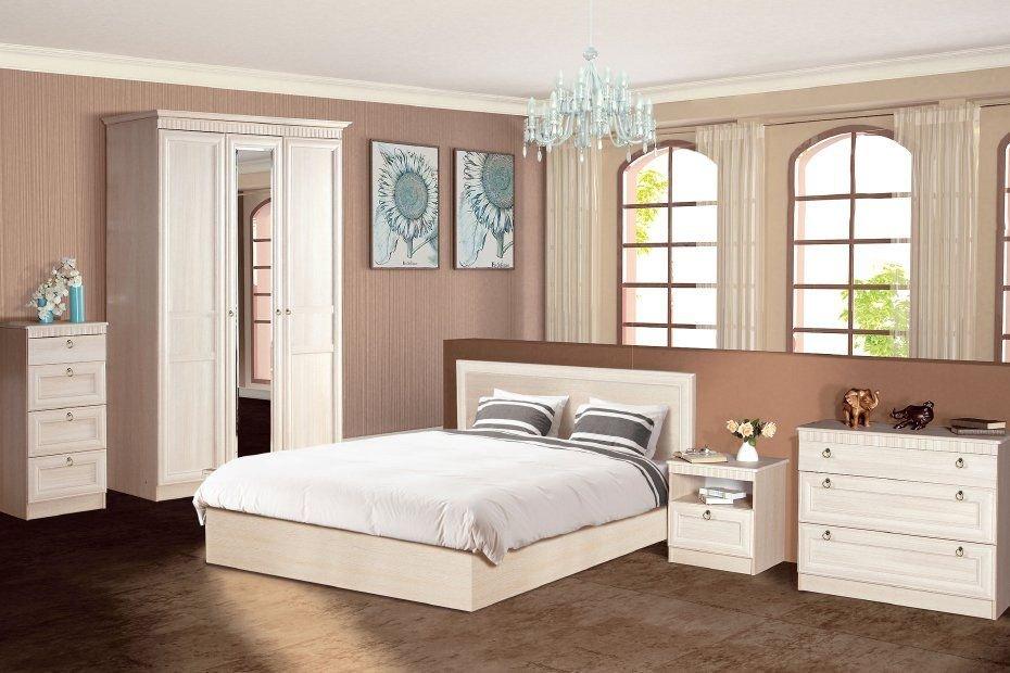 Спальни в классическом стиле (фото): роскошь, блеск и комфорт - наш ответ