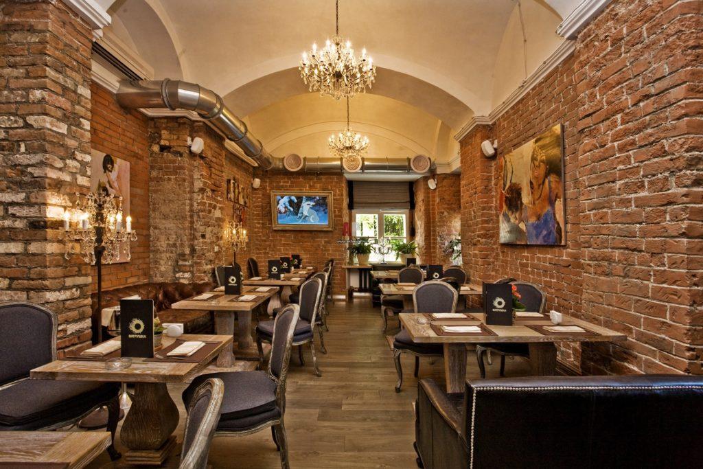 Выбор стиля и интерьерного оформления ресторана - наш ответ