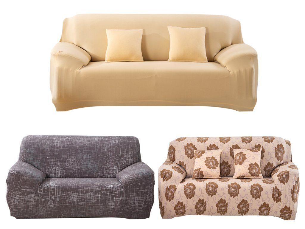 Чехлы на диван: фото, виды, материалы, как выбрать