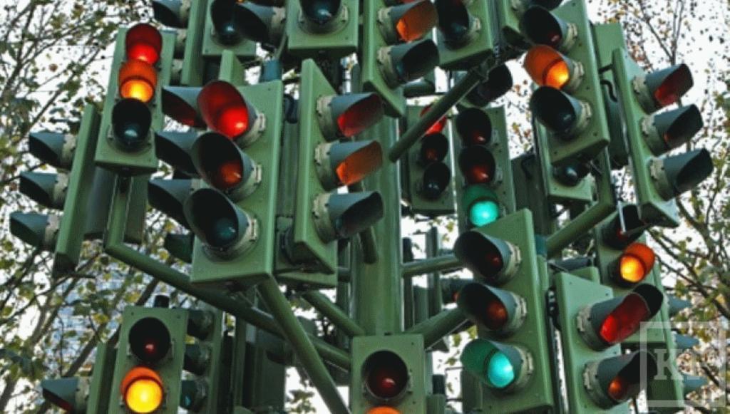 Умный светофор: история новинки, технические характеристики