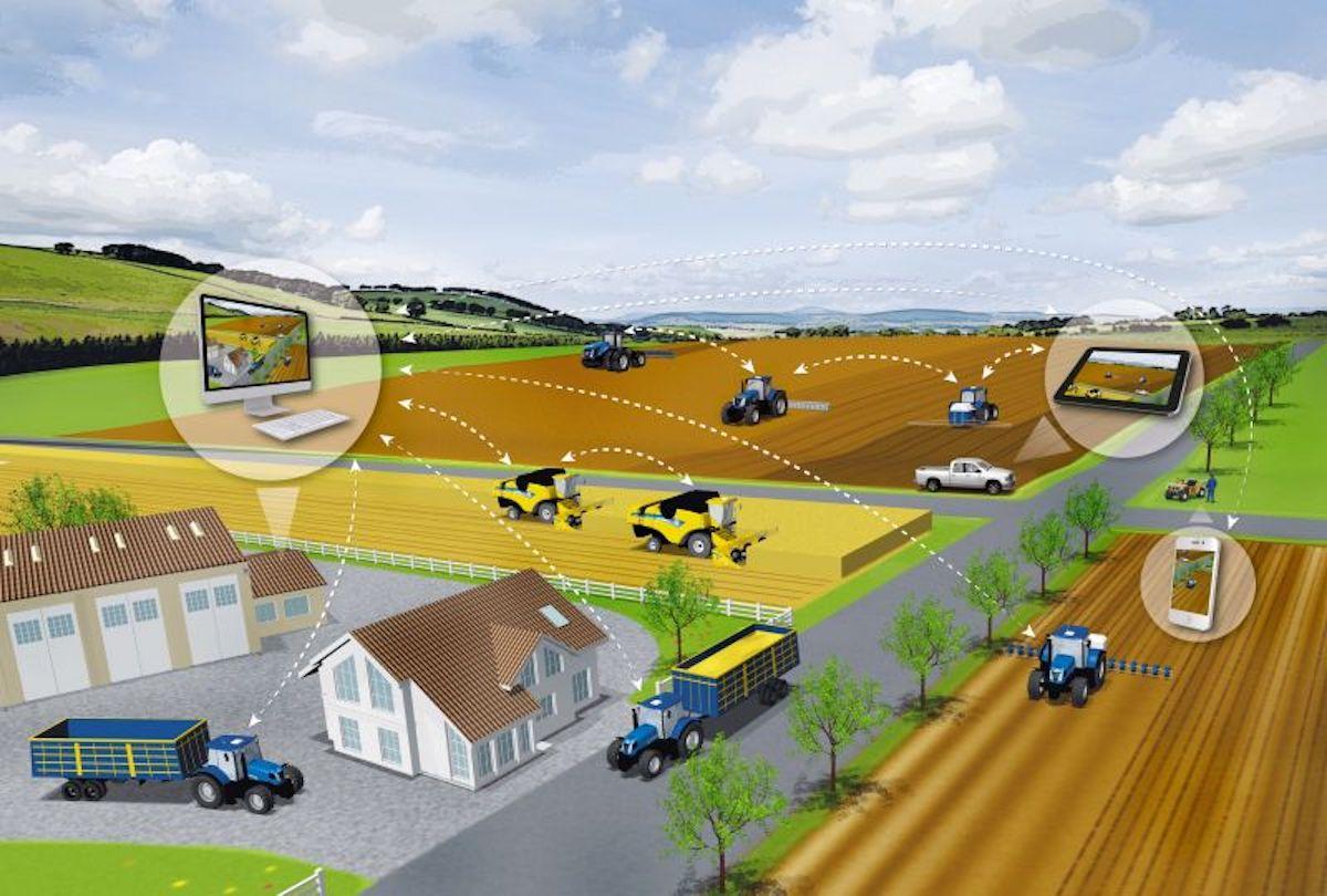 Сельское хозяйство будущего: технологии, решения, прогнозы