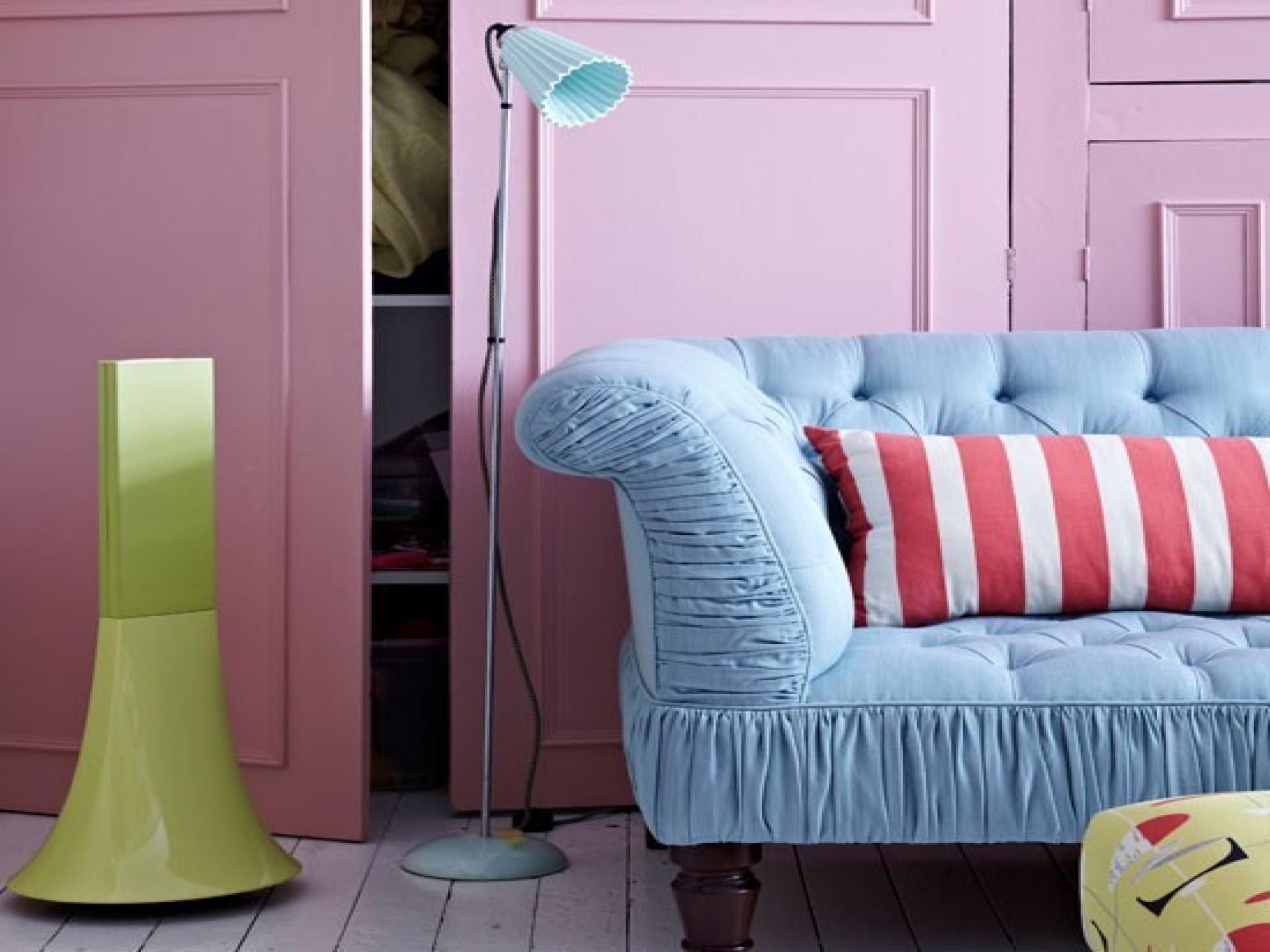 Пастельные цвета в интерьере: сочетания и особенности