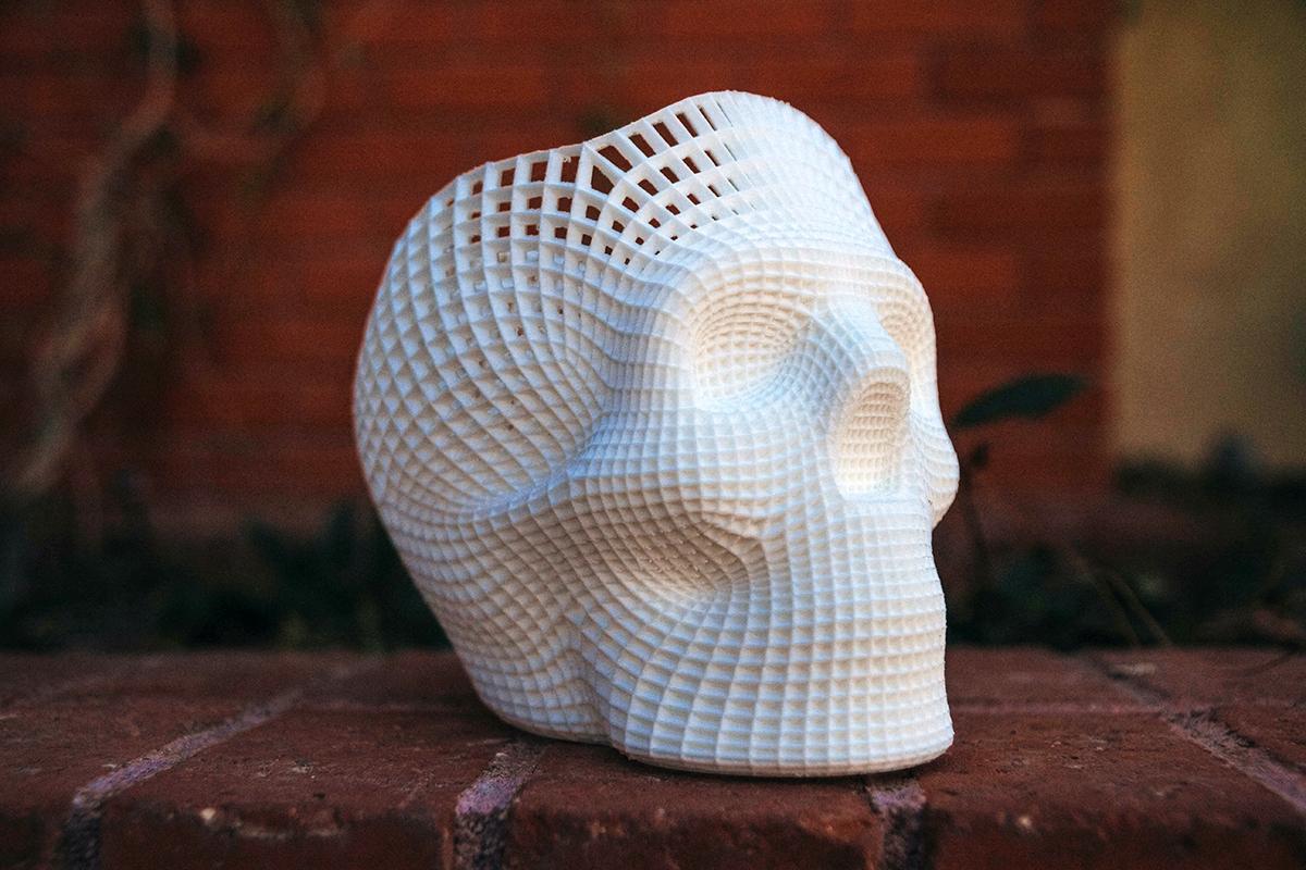 3D-принтер печатает весь объект сразу: фото и технология