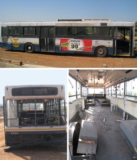 Переделка автобуса в дом на колёсах: фото, проект, дизайн