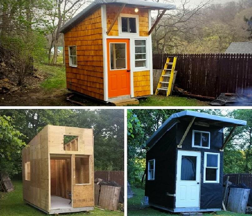 Легковозводимые компактные дома: фото, проекты, преимущества
