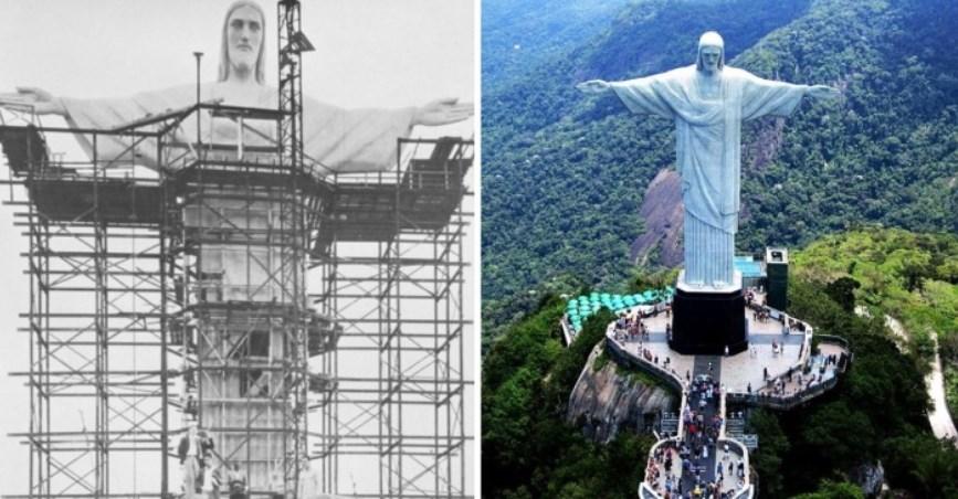 Самые знаменитые сооружения мира: фото, история, этапы строительства