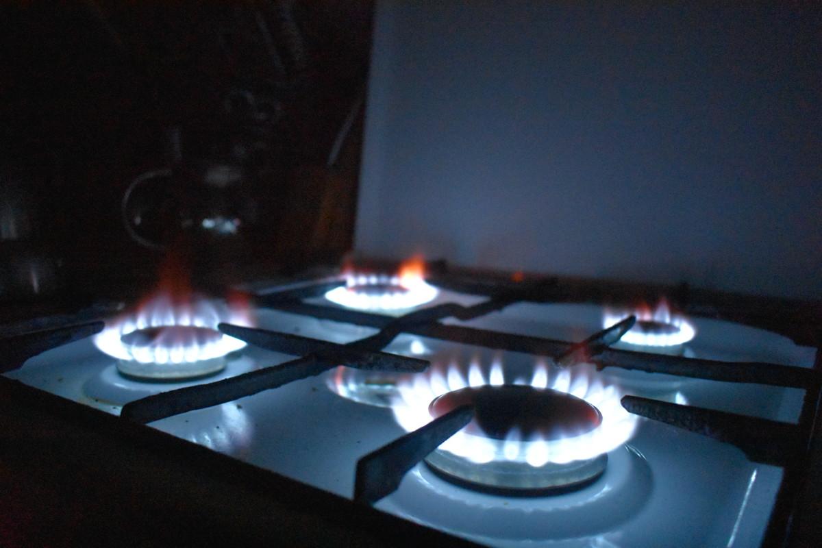 Температура горения газа в газовой плите: режимы и виды топлива