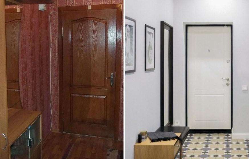 «Убитую» квартиру в стильное жилье: практичные варианты переделки