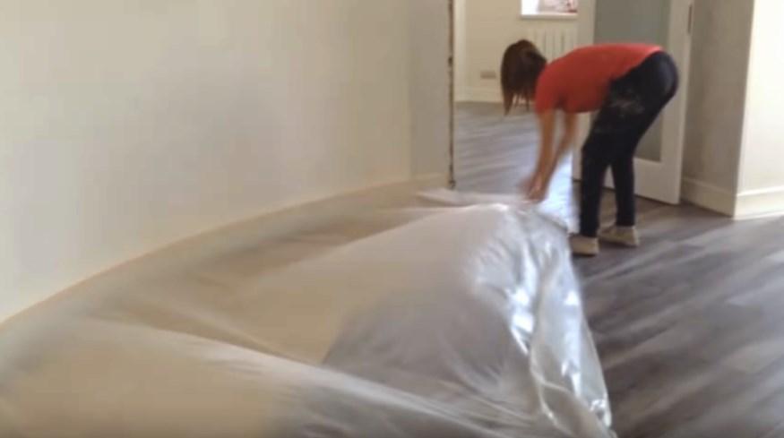 Делаем кирпичные стены без кирпича – мастер-класс по художественному декорированию