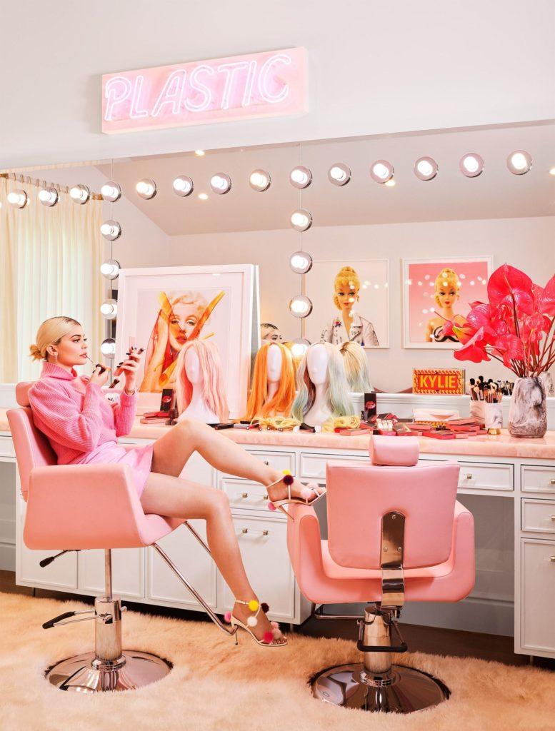 Кайли Дженнер (сестра Ким Кардашьян) показала интерьер своего дома за 14 миллионов долларов