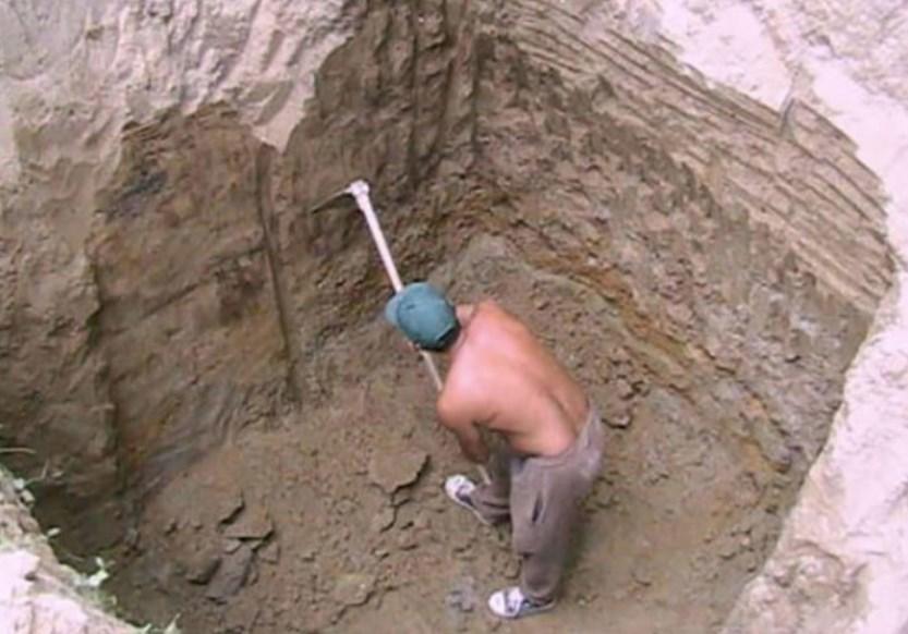 Погреб из ямы во дворе: фото, проект, преимущества, польза