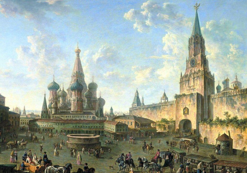 Московский кремль и Красная площадь: фото, история, секреты