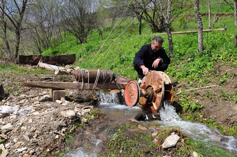 Мини ГЭС из стиральной машины: современные изделия и опыт из старины
