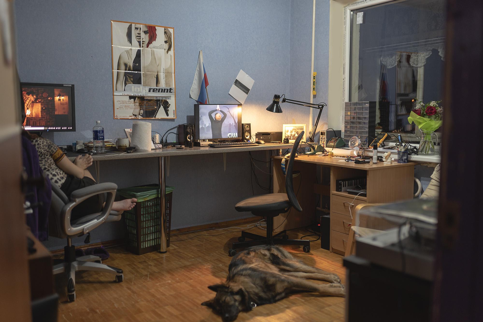 Домашний офис: фото, обустройство, планировка, мебель
