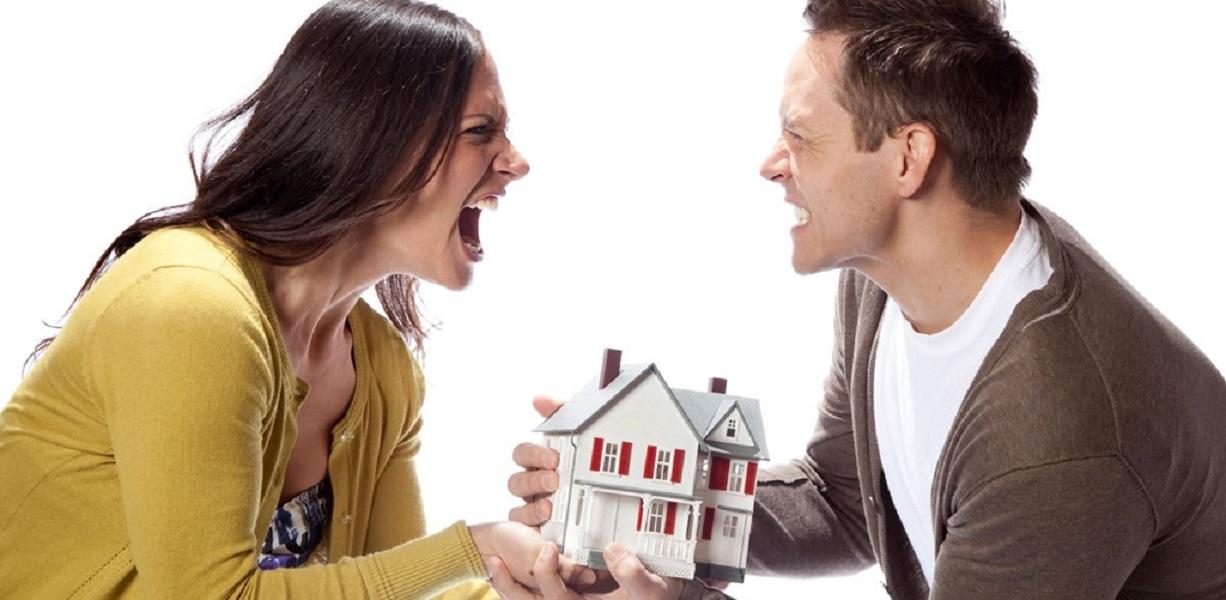 споры о разделе имущества