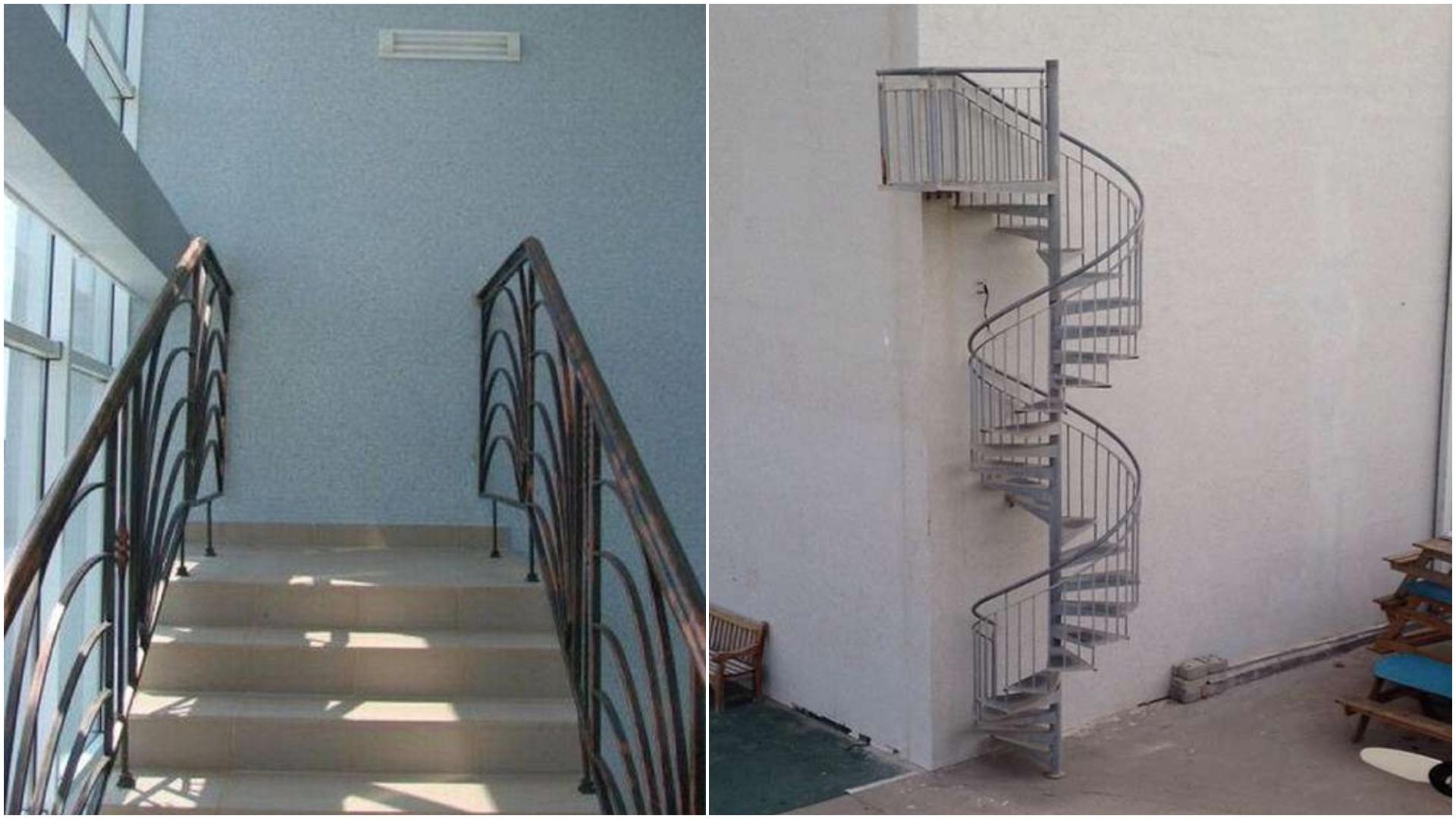 Ошибки строительства: лестницы, фото, фэйлы, пример, причины