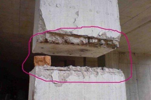 Ошибки строительства: фото, примеры, материалы, причины