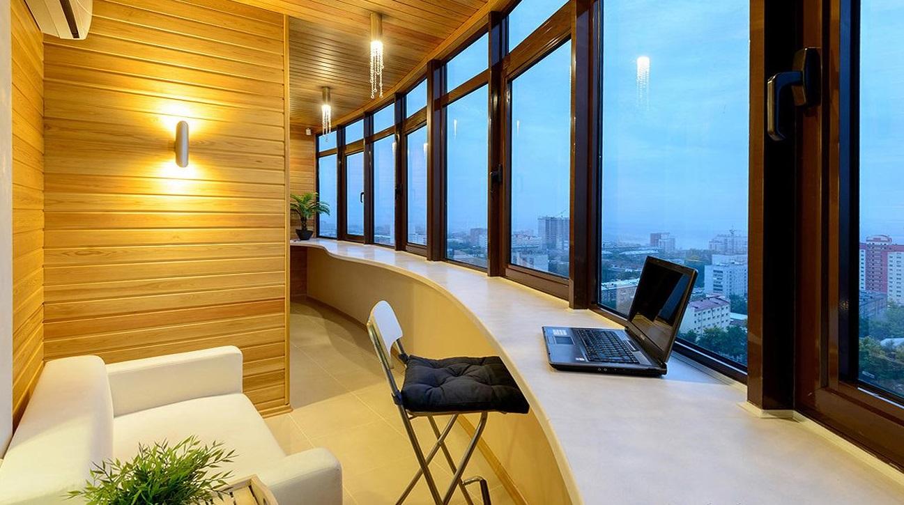 Обустройство балкона: фото, дизайн, интерьер, советы