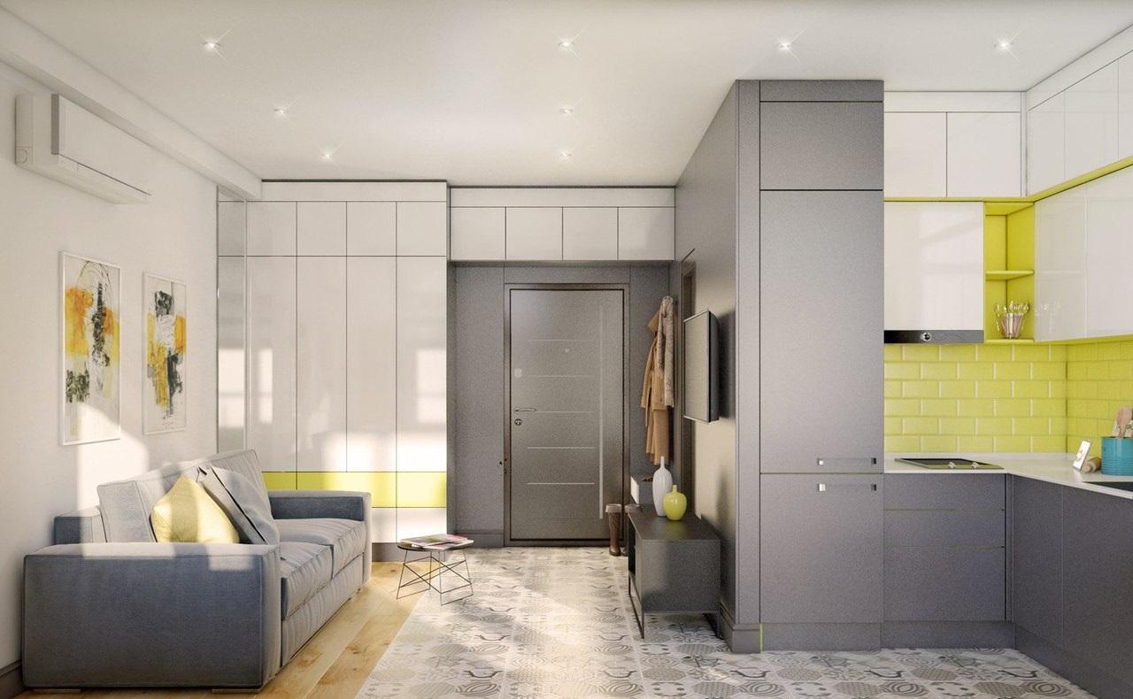 Малогабаритная квартира: фото, оформление, планировка, советы