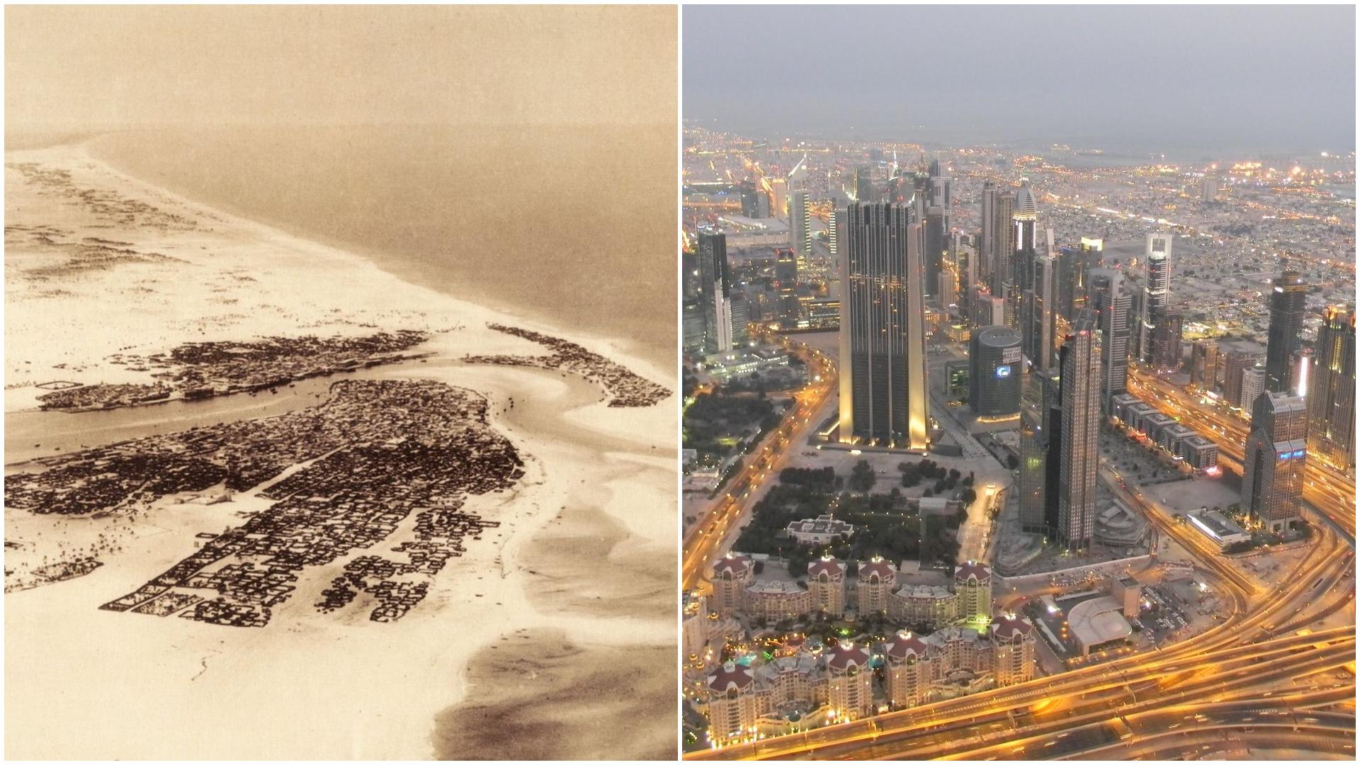 Дубай: фото города, изменения, достижения, внешний вид