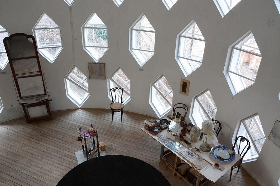 Дома архитекторов: фото, проект, дизайн, оформление