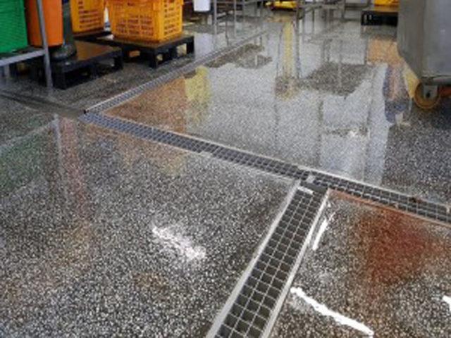 Цементные смеси для ремонта бетонных полов бетон для шлакоблока