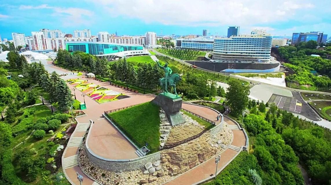 Чистые города России: список, фото, причины, особенности